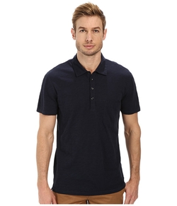 Raw Placket Polo by 7 For All Mankind in Sisters