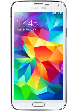 Galaxy S5 Mobile Phone by Samsung in Ballers