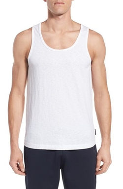 Slub Cotton Tank by French Connection in Popstar: Never Stop Never Stopping