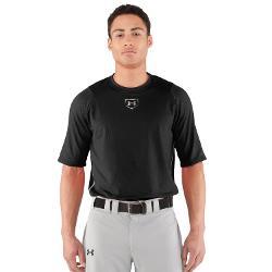 Men's UA Diamond Armour Baseball Short Sleeve Baselayer by Under Armour in Million Dollar Arm