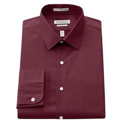 Royal Herringbone Spread-Collar Dress Shirt by Van Heusen in How To Get Away With Murder