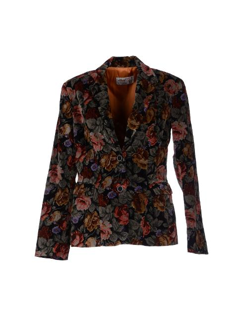 Floral Blazer by Department 5 in The Hundred-Foot Journey