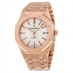 Royal Oak Automatic Silver Dial Watch by Audemars Piguet in Keeping Up With The Kardashians