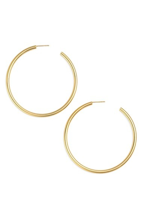 Hoop Earrings by Argento Vivo in Popstar: Never Stop Never Stopping