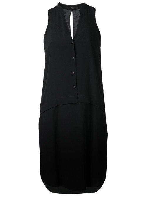 Shirt Dress by Tibi in That Awkward Moment