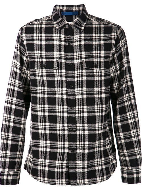 Plaid Shirt by Alex Mill in Neighbors