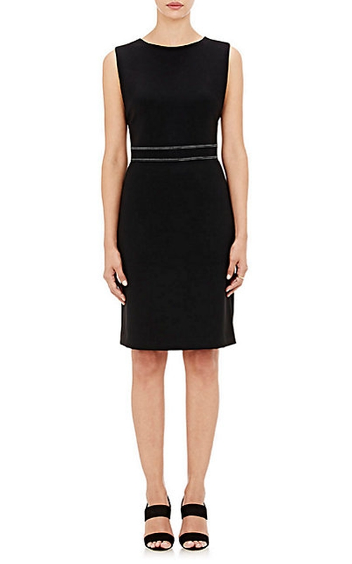 Minaeon Sleeveless Sheath Dress by Theory in How To Get Away With Murder - Season 2 Episode 4