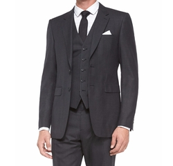Prince of Wales Three-Piece Suit by Burberry in The Blacklist