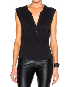Muscle Henley Tee by Pam & Gela in Keeping Up With The Kardashians