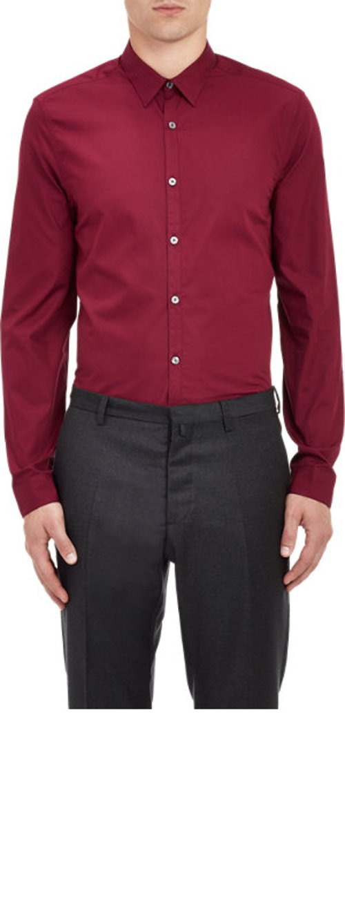 Slim-Fit Dress Shirt by Paul Smith Exclusive in Cinderella