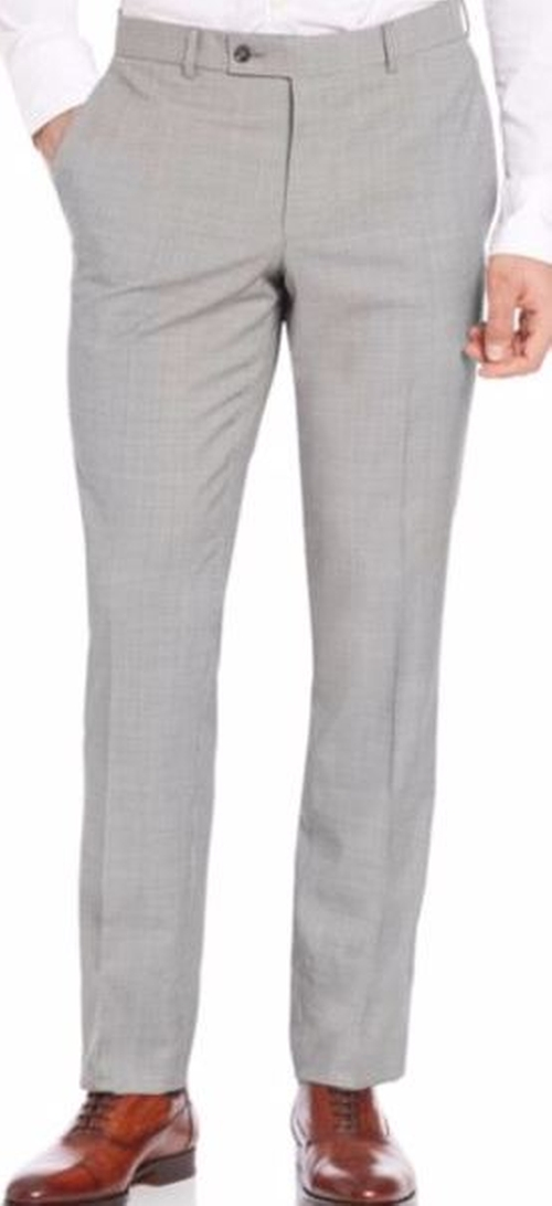 Wool Check Pants by Saks Fifth Avenue Collection in Ballers