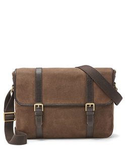 Estate East West Messenger Bag by Fossil in The Big Bang Theory