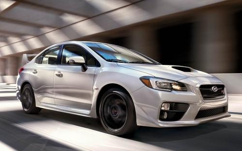 WRX STI by Subaru in Kingsman: The Secret Service