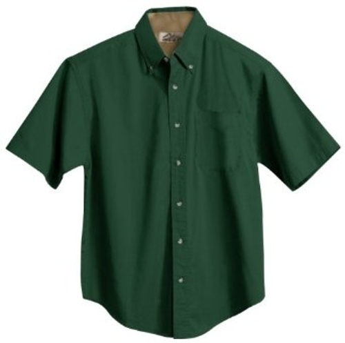 Men's Valor Short Sleeve Twill Shirt by Tri-Mountain in The Best of Me