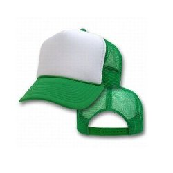 Blank Mesh Trucker Hat Cap by ThatsRad in Need for Speed