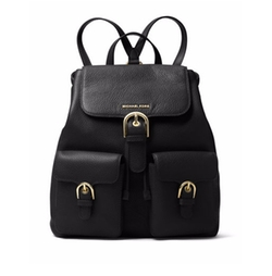 Cooper Large Flap Backpack by Michael Michael Kors in Quantico