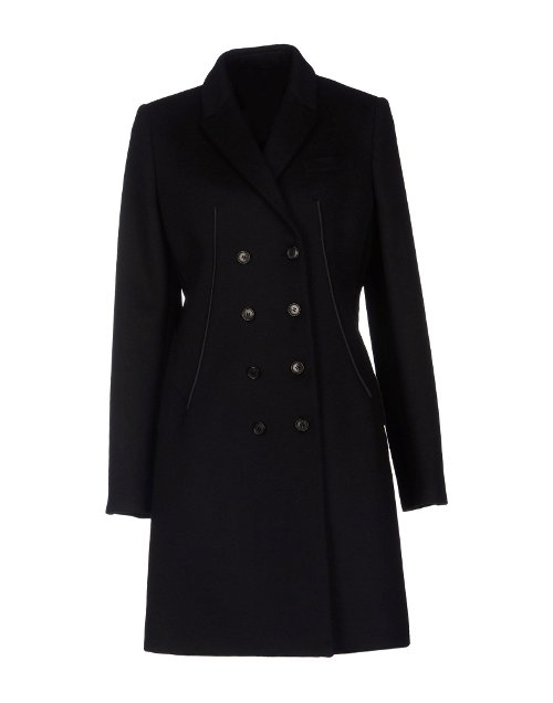 Lapel Collar Coat by Givenchy in The Town