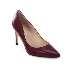 Florete Leather Point Toe Pumps by LK Bennett in Designated Survivor