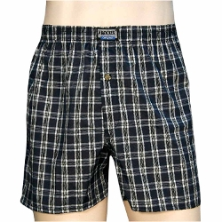 Luxury Divas Plaid Boxer Shorts by Venom in Absolutely Anything