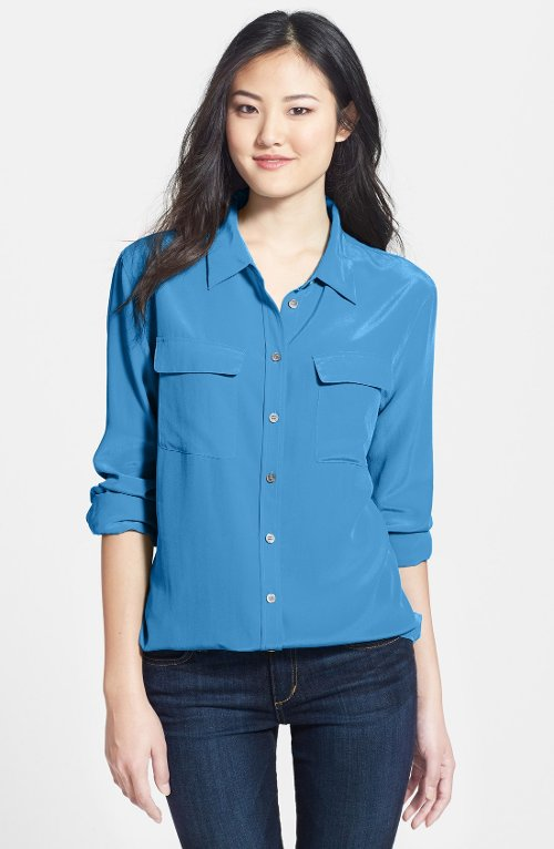 Utility Blouse by Two by Vince Camuto in The Place Beyond The Pines