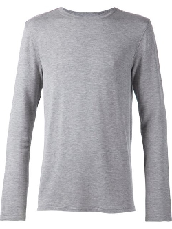 Long Sleeve T-Shirt by Helmut Lang in Me and Earl and the Dying Girl