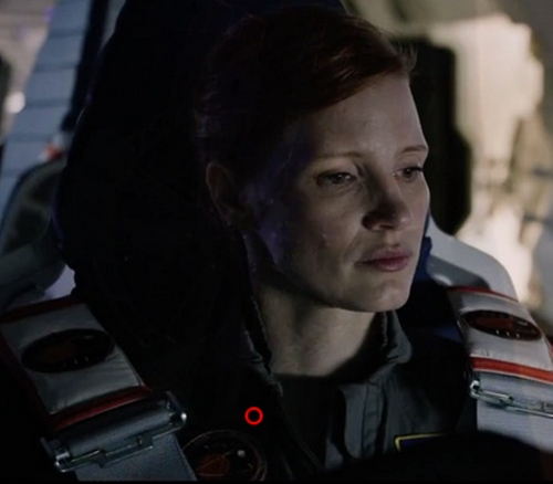 Custom Made Space Jumpsuit by Janty Yates (Costume Designer) in The Martian