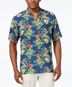 Breakaway Blooms Shirt by Tommy Bahama in Bastards