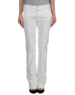 Straight Leg Casual Pants by Kocca in Vacation
