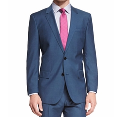 Huge Genius Slim-Fit Basic Suit by Boss Hugo Boss in Arrow