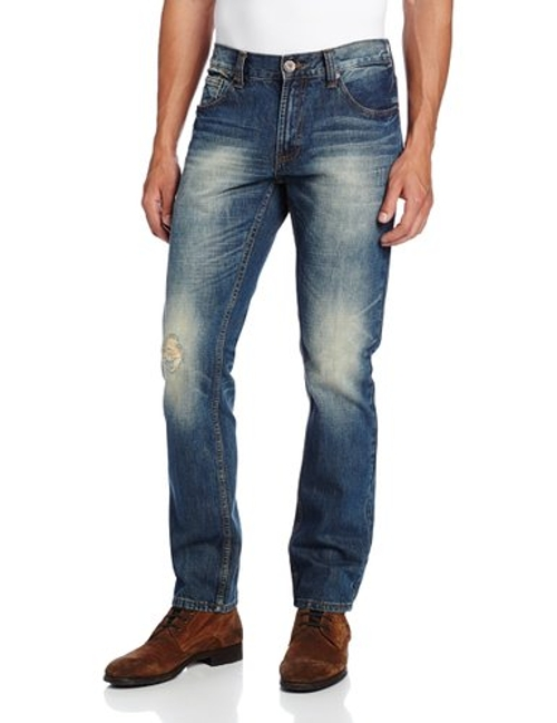 Men's Colt Wash Slim Fit Jeans by Ecko Unltd. in McFarland, USA