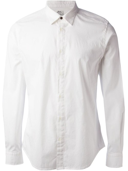 Button Down Shirt by Diesel in Taken 3