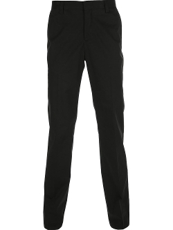 Slim Fit Trousers by Emporio Armani in Man of Tai Chi