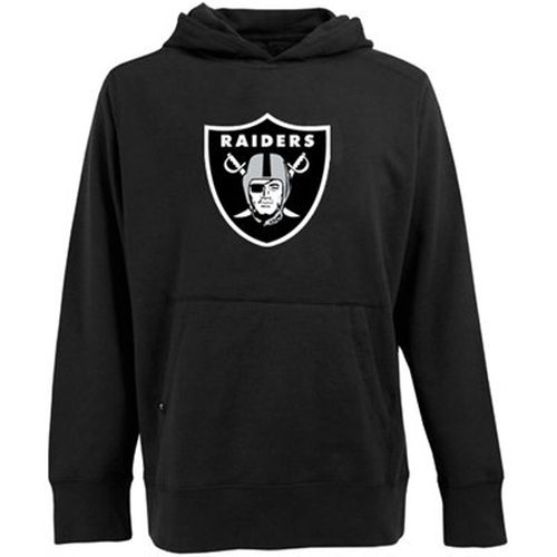 Oakland Raiders Signature Pullover Hoodie by Antigua in Straight Outta Compton