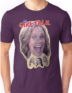 Girl Talk Fuller House Band Tee by RedBubble in Fuller House
