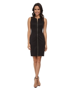 Scuba Dress w/ Center Zip by Calvin Klein in Shadowhunters