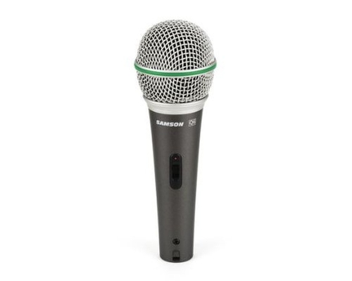 Q6 Dynamic Microphone by Samson Technologies in If I Stay