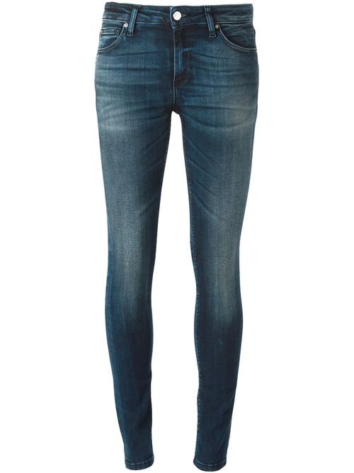 'Flesk' Slim Fit Jeans by Iro in Pretty Little Liars - Season 6 Episode 16