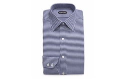 Optical Check Dress Shirt by Tom Ford in Keeping Up with the Joneses