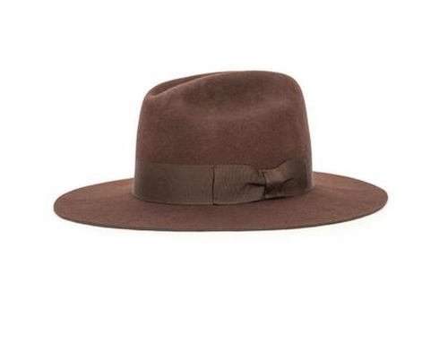 Tara Fedora Hat by Brixton in Keeping Up With The Kardashians - Season 12 Episode 5