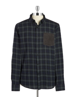 Plaid Sportshirt by 7 Diamonds in Master of None