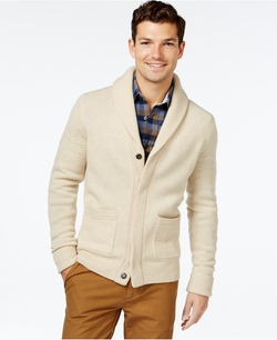 That Way Shawl-Collar Cardigan by Tommy Hilfiger in Master of None