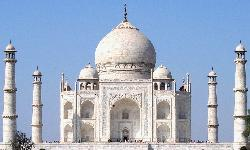 Agra, Uttar Pradesh, India by Taj Mahal in Million Dollar Arm