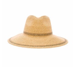 Sunny Days Panama Hat by L*Space in Snatched