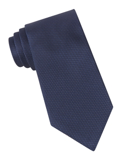 Textured Silk Tie by John Varvatos U.S.A. in Dr. No