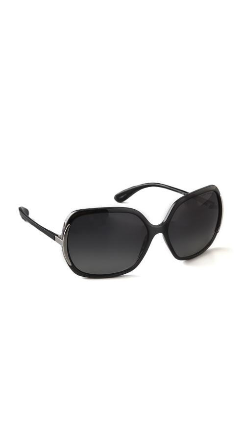 Polarized Oversized Sunglasses by Marc Jacobs in Dolphin Tale 2