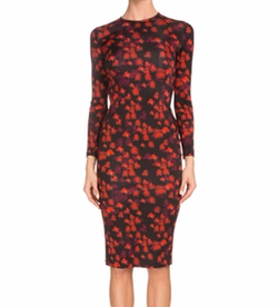 Floral-Print Sheath Dress by Givenchy in Keeping Up With The Kardashians