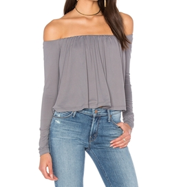 Molly Off Shoulder Top by Susana Monaco in Fuller House