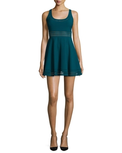 Kenton Sleeveless Mini Dress by Elizabeth and James in Jane the Virgin