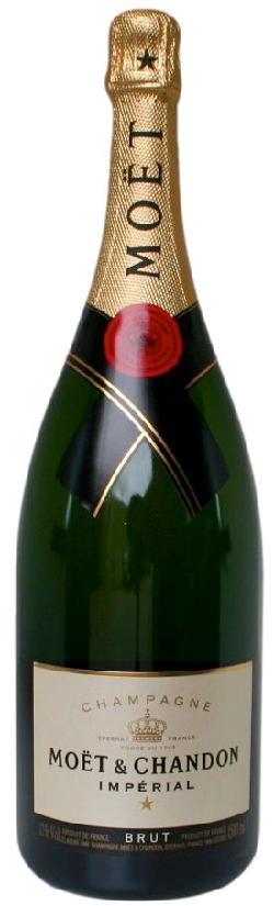 Imperial Brut Champagne - Nebuchadnezzar by Moet & Chandon in The Great Gatsby