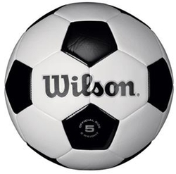 Traditional Soccer Ball by Wilson in She's The Man
